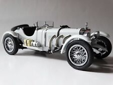 Danbury Mint 1931 Mercedes-Benz SSKL Roadster 1:24 Scale Diecast Metal Model Car