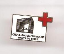 Pin's pin LA CROIX ROUGE FRANCAISE HAUT DE SEINE (ref CL22)