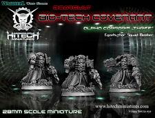 Hitech Miniatures - 28SF014 Alpha Corporis Three 28mm Warhammer 40k 40000