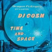 DJ COSM - TIME AND SPACE USED - VERY GOOD CD