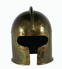 Barbuta Helm Mittelalter Ritter Rüstung Ritterhelm Larp Gothic Knappe Burg R150A