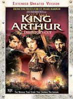 King Arthur (Director's Cut) DVD Antoine Fuqua(DIR) 2004