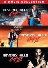 Beverly Hills Cop 1 2 3 Trilogy Region 1 DVD Eddie Murphy