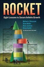 Rocket: Eight Lessons to Secure Infinite Growth, , Sajdeh, Rohan, Jacobsen, Rune