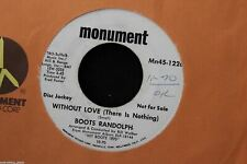 Boots Randolph Proud Mary b/w Without Love White Label DJ 45-rpm Record