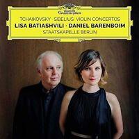 Lisa Batiashvili - Violin Concerto / Sibelius: Violin Concerto [New CD]