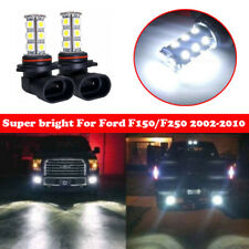 For Ford F150/F250 2002-2010 9145 Fog Lights LED 6000K HID White Xenon Bulbs