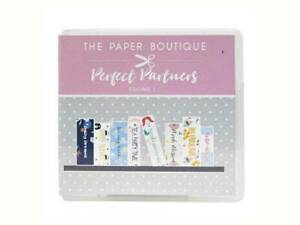 The Paper Boutique Perfect Partners Vol I – USB Collection