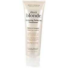 John Freida Sheer Blonde Conditioner 8.45 oz. Platinium to Champagne (3 Pack)