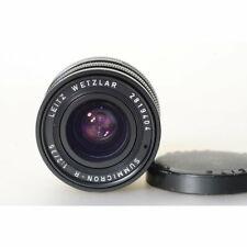 Leica Summicron-R 2,0/35 Weitwinkelobjektiv - 35mm F/2 - E-55 Filtergewinde