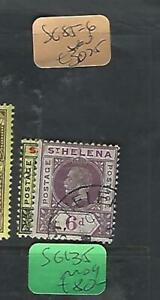 ST HELENA (P2711B)  KGV  4D-6D  SG 85-6   VFU