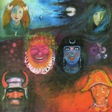 KING CRIMSON IN THE WAKE OF POSEIDON 2 EXTRA TRACKS REMASTERED CD NEW