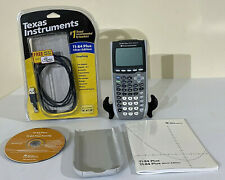 New ListingTexas Instruments Ti-84 Plus Silver Edition Graphing Calculator Tested & Works