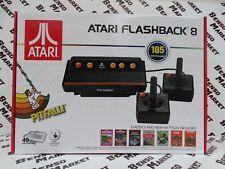 ATARI FLASHBACK 8 CLASSIC CONSOLE MINI 105 GAME GIOCHI ORIGINALE NUOVA SIGILLATA