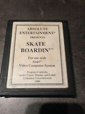SKATE BOARDIN...sur Atari 2600