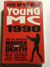Young Mc - Pick Up The Pace 1990 Casssete -  Sealed Single