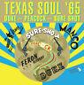 Texas Soul 65 LP Vinyl RSD 2016 NEW