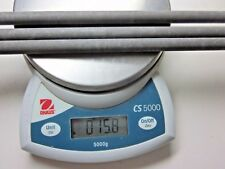 "US 1Lb 3/16"" Hardfacing 57-60RC Chromium Carbide 3 Coating Rods Stick Electrodes"