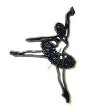 Patchwork Cutters Ballerina Bailarina Sugarcraft Pastel Decoración Molde Herramienta De Corte