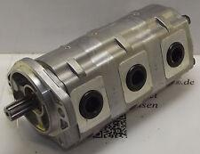 Yanmar B14 B17 B17-2 Hydraulikpumpe Minibagger Kayaba 3-fach KRP4-12-12-12CDYN