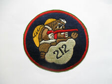Patch - USMC VMF212 Marine Fighter Squadron PATCH