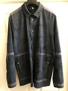 Robert Geller Lululemon Shirt (XL)