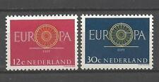 EUROPA 1960 Pays-Bas - Nederland neuf ** 1er choix
