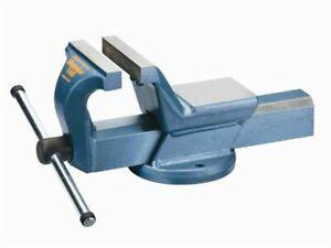 MATADOR RIDGID Parallel-Schraubstock  160 mm Lackierung bl 10806