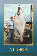 Alaskan Postcard , Big Fish Catch