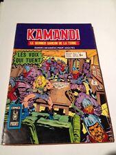 Kamandi # 8 edition artima