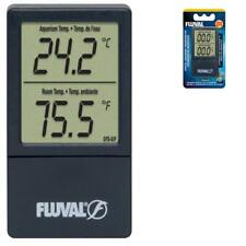 Fluval 2in1 Digitalthermometer, digitales Thermometer für Süß + Meerwasser 11193