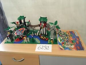 Lego 6292 enchanted Island, Complet Avec Sa Notice. Pirates Islanders