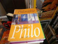 Philosophie, Terminale ES et S, Livre de l'élève, Gérard Chomienne