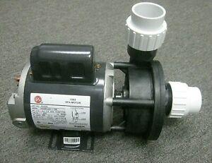 "Spa Hot Tub Circulation Pump Premier 230v 1/15hp 1-1/2"" Side Discharge NEW"