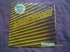 """DEDRINGER-MAXINE NWOBHM 7"""" Doublepack"""