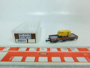 BP177-0,5# Märklin mini-club Z/DC 88611 Güterwagen 500 Jahre Post DB, NEUW+OVP