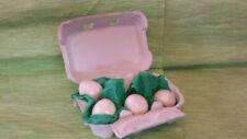 Kaufladen 6 Eier im Karton Holz HABA Kaufmannsladen Kaufladen