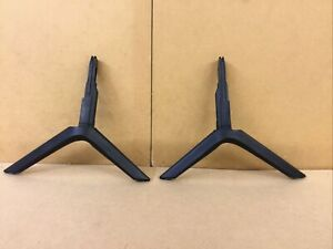 """Genuine Samsung Stand Feet For 55"""" TV 'QE55Q60T' ONLY - Used For Display - Mint"""