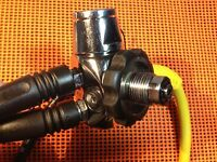 Kit Aqua Lung Spiro 1.Stufe Cousteau Nr.122204 Etrier/DIN/ INT spare parts