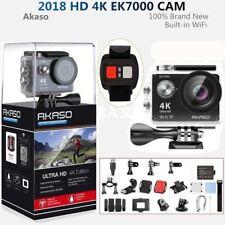 Waterproof Wifi HD 1080P Digital Action Camera 4K 12MP Ultra High DVR Camcorder
