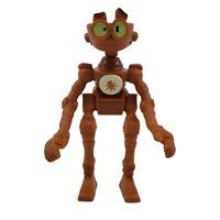 "McDonalds 2002 Disney Treasure Planet Ben The Robot B.E.N Toy Figure 5"""