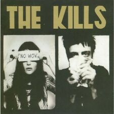 THE KILLS - NO WOW  CD  11 TRACKS CLASSIC ROCK & POP  NEU