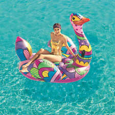 Bestway Inflatable Pool Float POP Ostrich Swimming Floating Ride-on Lounger
