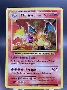 Evolutions Charizard Holo 11/108 Pokémon TCG Near Mint