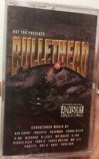 Hot 104 Bullethead Tape Rap Sealed Raekwon Young Bleed C-bo Indo G Ray Reu