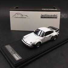 Ignition Model 1/43 Porsche911 (930) Turbo White IG0936