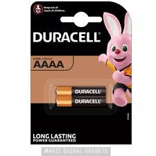 Genuine Duracell Aaaa 1.5V Battery For Digital Pens Headlamps Jabra Bluetooth