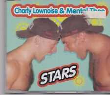 Charly Lownoise &Mental Theo-Stars cd maxi single