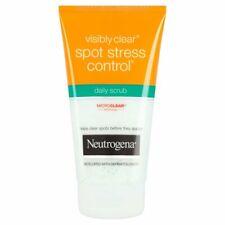Neutrogena Visibly Clear Spot Stress Control Daily Scrub 150ml Face Skin Care
