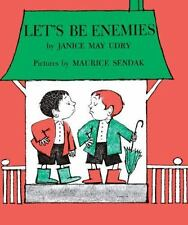 Let's Be Enemies by Janice May Udry (1988, Reinforced, Prebound)